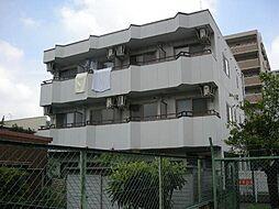ハイツ幅下[2階]の外観