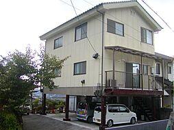 広島県呉市阿賀北5丁目の賃貸アパートの外観