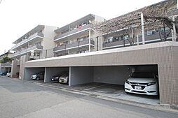 翠光マンション[3階]の外観