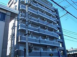高知県高知市永国寺町の賃貸マンションの外観