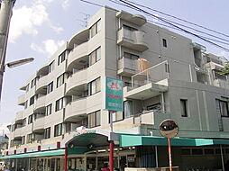 アップス嵯峨野[4階]の外観