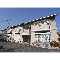 奈良県奈良市平松2丁目の賃貸アパートの外観