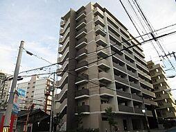 レジュールアッシュ大阪城ノルド[306号室]の外観