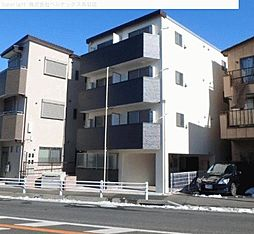 埼玉県さいたま市中央区新中里の賃貸マンションの外観