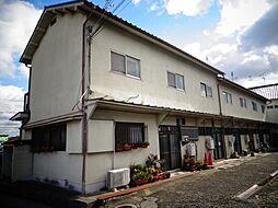 薮内アパート[1階]の外観