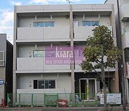 ビオーラ・ブローテ横浜[101号室]の外観