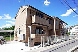 兵庫県神戸市西区南別府4丁目の賃貸アパートの外観