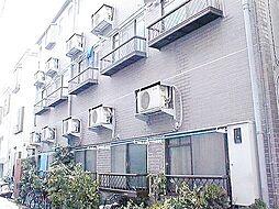 東京都江戸川区西瑞江3丁目の賃貸マンションの外観