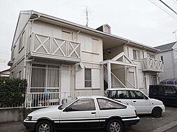 ドミール勝田台[2階]の外観