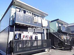メゾン柿田A[2階]の外観