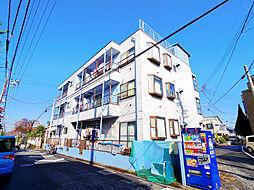 埼玉県志木市柏町1丁目の賃貸マンションの外観