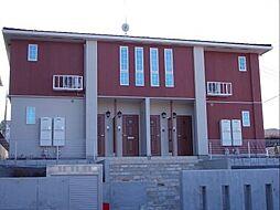 ジュネスC[2階]の外観
