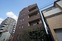 大阪府大阪市福島区海老江4丁目の賃貸マンションの外観