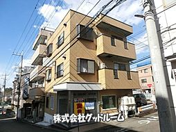 田村ビル[3階]の外観