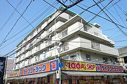 八尾本町大発マンション[207号室]の外観