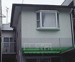 京都府京都市東山区渋谷通東大路東入ル常磐町の賃貸アパートの外観
