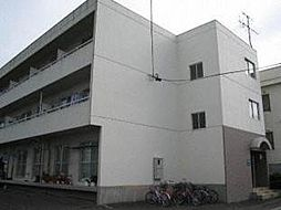 北海道札幌市東区北二十五条東18丁目の賃貸マンションの外観