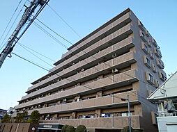 ライオンズマンション羽村富士見公園[6階]の外観