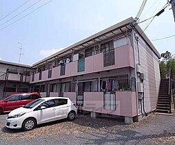 京都府向日市寺戸町中野の賃貸アパートの外観