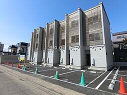 札幌市営東豊線 栄町駅 徒歩1分の賃貸テラスハウス