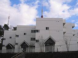 ジュネスSK B[2階]の外観