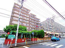 朝霞スカイハイツ[6階]の外観