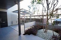 カーサ コントレ[2階]の外観