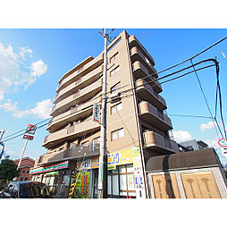 大阪府高槻市富田町5丁目の賃貸マンションの外観