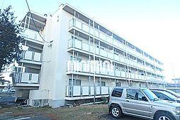 ビレッジハウス四郎丸3号棟[1階]の外観