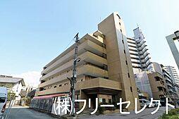 福岡県福岡市博多区堅粕4丁目の賃貸マンションの外観