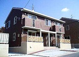 福岡県北九州市八幡西区鉄王1丁目の賃貸アパートの外観