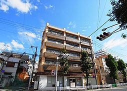 兵庫県神戸市長田区大丸町3丁目の賃貸マンションの外観