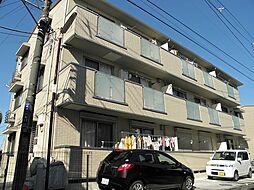 神奈川県大和市桜森1丁目の賃貸マンションの外観