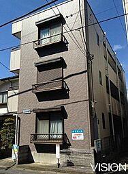 埼玉県さいたま市見沼区東大宮6丁目の賃貸マンションの外観