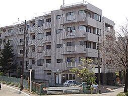 スウルスBABA[2階]の外観