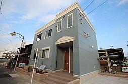 愛知県名古屋市中川区八神町1丁目の賃貸アパートの外観