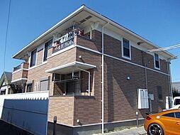 ソレイユ小幡[1階]の外観