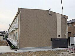 レオパレスプレミール瀬戸[102号室]の外観