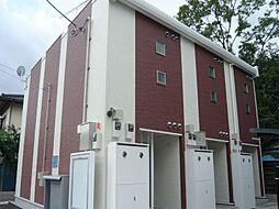埼玉県さいたま市大宮区大成町の賃貸アパートの外観