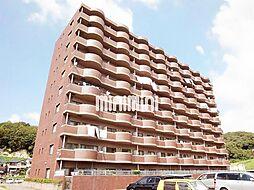 天神山マンション I号館[1階]の外観