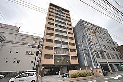 福岡県福岡市博多区古門戸町の賃貸マンションの外観