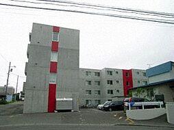 メゾンクー・ドゥ・クールII[4階]の外観