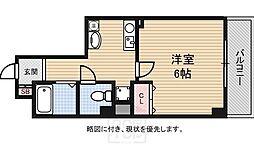 ACTY新町[701号室]の間取り