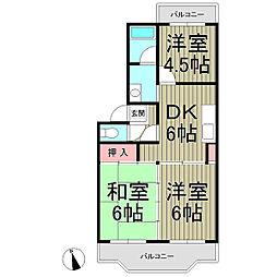 MY LOAD KAMAKURA VOL.1[2階]の間取り