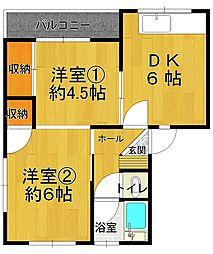 HS紀ノ川[2階]の外観