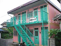 寺田ハイツ[201号室]の外観