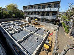 多摩都市モノレール 大塚・帝京大学駅 徒歩5分の賃貸アパート