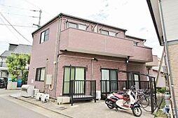 徳島県徳島市中島田町3丁目の賃貸アパートの外観