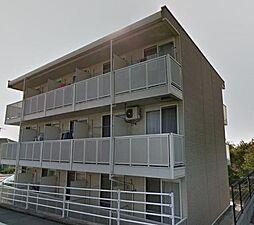 広島県福山市東陽台1丁目の賃貸アパートの外観