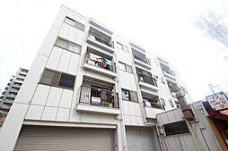 広島県広島市南区宇品海岸3丁目の賃貸マンションの外観